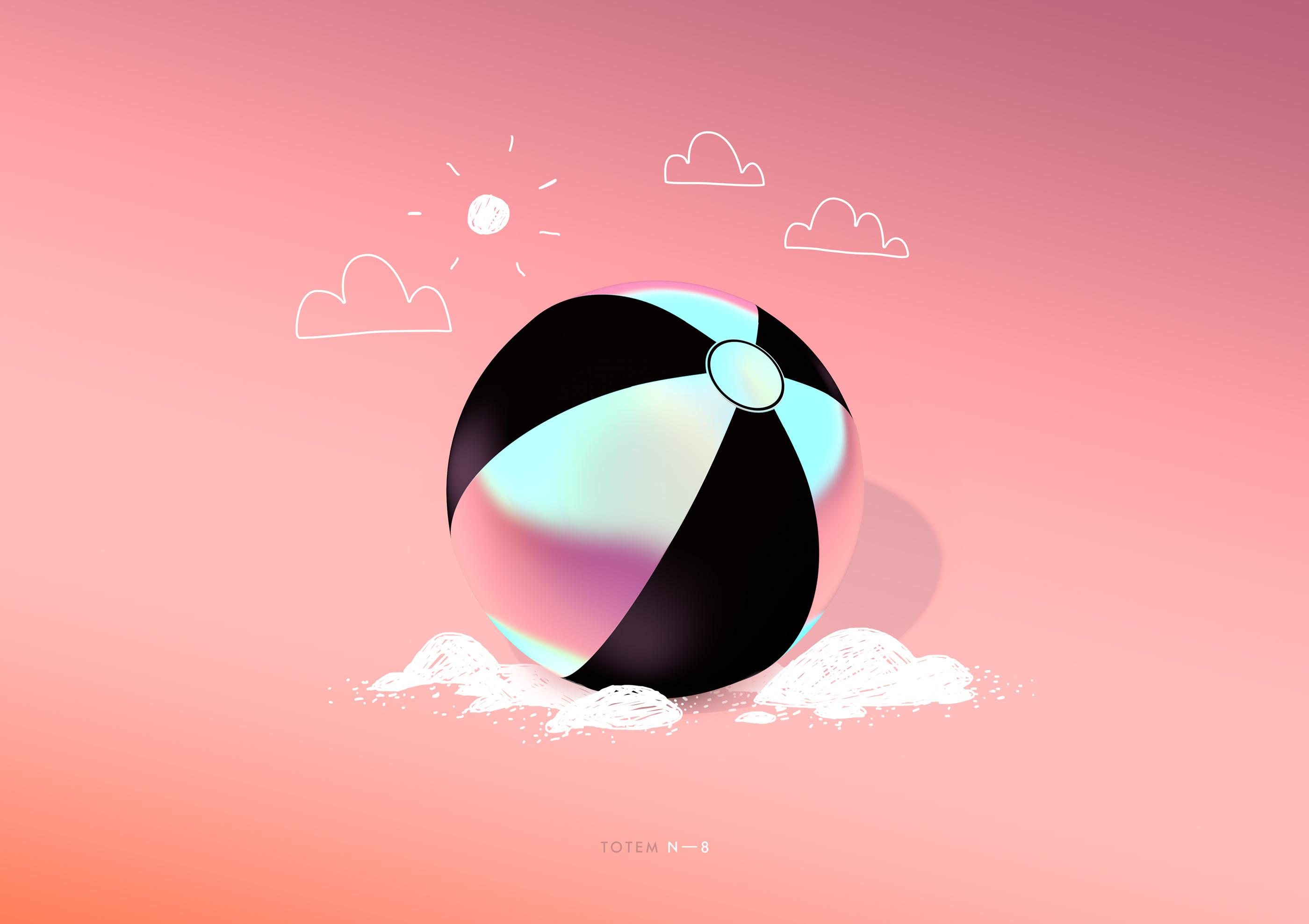 8-Ballon