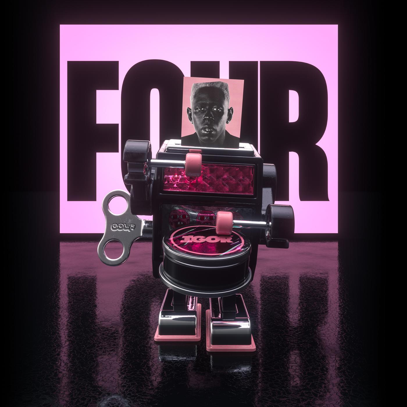 Tyler robot